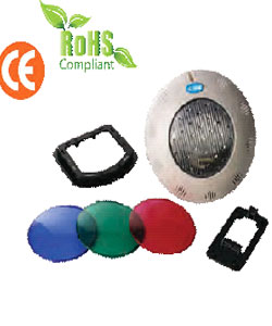LPL-SERIES HALOGEN UNDERWATER LIGHT